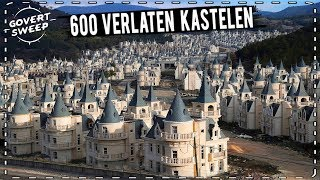 Honderden verlaten (spook)kastelen in Turkije: de reis door de bergen