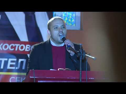 Никола Груевски и Дарко Костовски во Бутел 22 10 2017