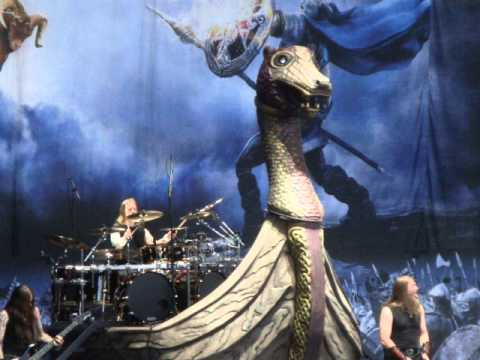 Amon Amarth Tour! - Sabbath on tour charts - Red Fang on David Letterman -- Behemoth new video