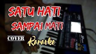 Without vocal karaoke lyrics one heart to death (cover) korg pa600 latest dangdut