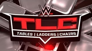 WWE 2K19 Universum S07E10: Tables, Ladders & Chairs
