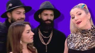 Postcard Letitia Moisescu &amp Sensibil Balkan - Semifinala Eurovision Romania 2019 de la ...