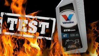 Valvoline SynPower 4T 10W40 Który olej silnikowy jest najlepszy?