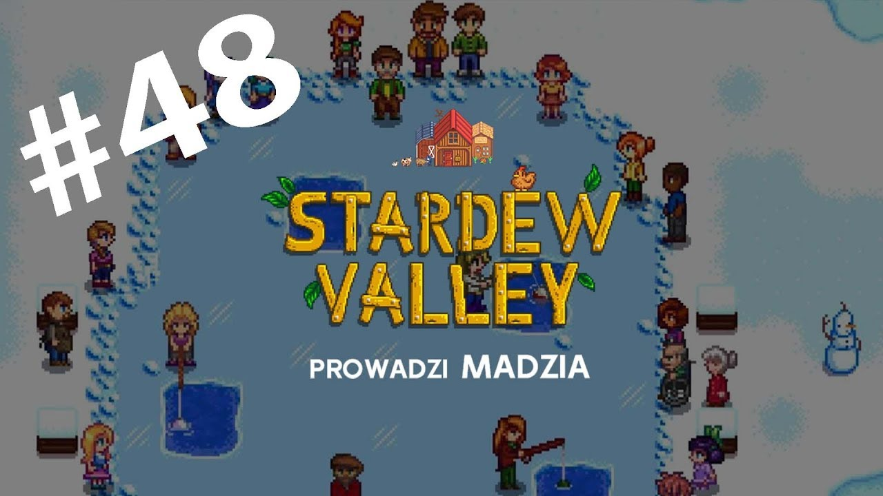 Stardew Valley #48 – Festival of Ice