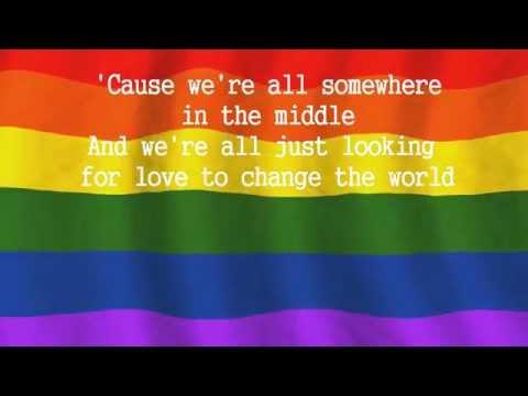 Everyone Is Gay- A Great Big World HD Lyrics