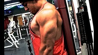Chest & Triceps! Hypertrophy Push A Workout thumbnail