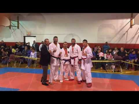 USA, International Karate-Do Championship Winner Sargis Garyan first place