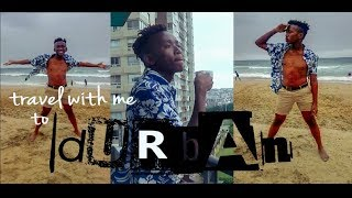 My short trip to Durban (travel with me) | South African YouTuber