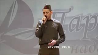 """Районный фестиваль патриотической песни """"Парус надежды"""" в Вороново"""