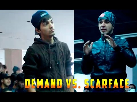 Видео Battle Demand vs  Scarface (RAP.TJ)