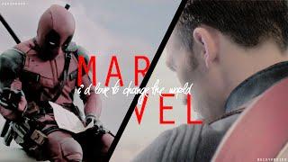 Скачать Marvel I D Love To Change The World W Isa