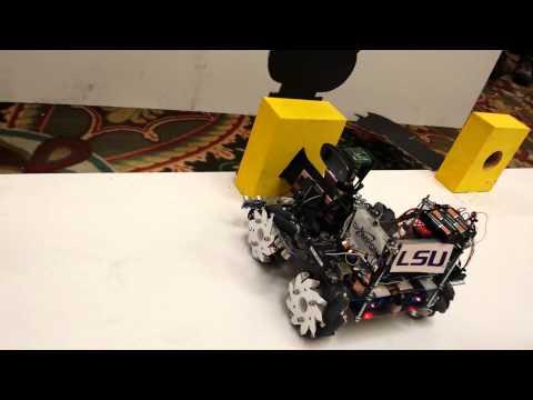 2014 IEEE Regional Student Robotics Competition