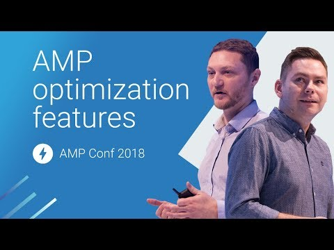 How to Balance AMP Limitations with Optimization Features (AMP Conf 2018) - 동영상