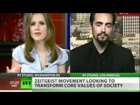 RT News (2017 09 14): Peter Joseph interview New value order