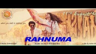Rehnuma official movie trailer 2017 shahrukh khan Anushka sharma