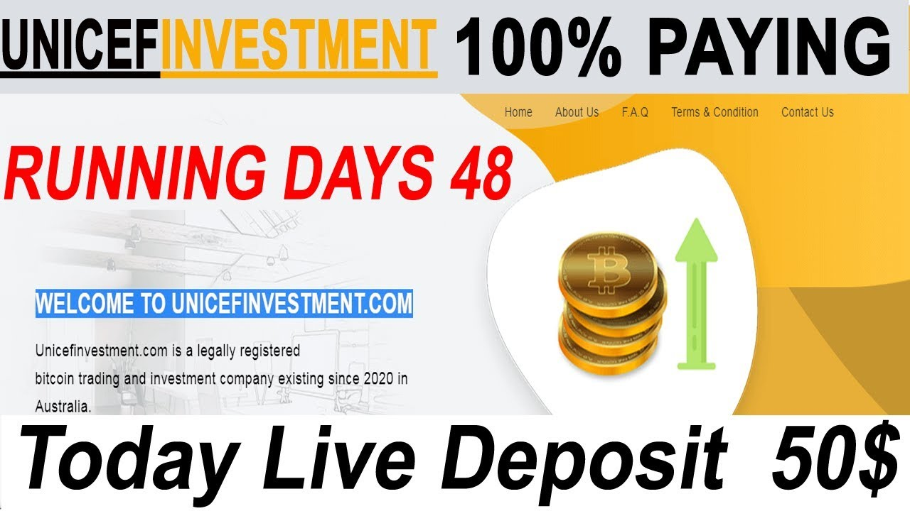 bitcoin investment daily profit starting a cryptocurrency investment firm