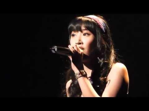 花岡菜積(なつみ) 月光 (カバー) 2013.09.15
