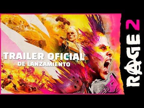 RAGE 2 - Tráiler oficial de lanzamiento thumbnail