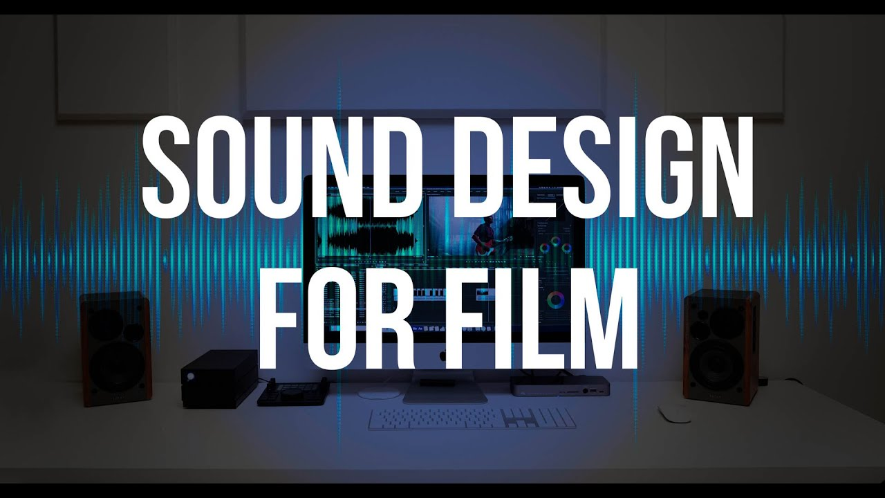 The BEST way to level up your film: SOUND DESIGN