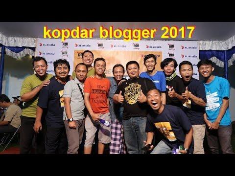 [VLOG] Pesta BBQ di Kopdar Blogger Indonesia 2017