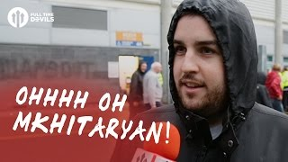 Ohhhh Oh Mkhitaryan! | Hull City 0-1 Manchester United | FANCAM