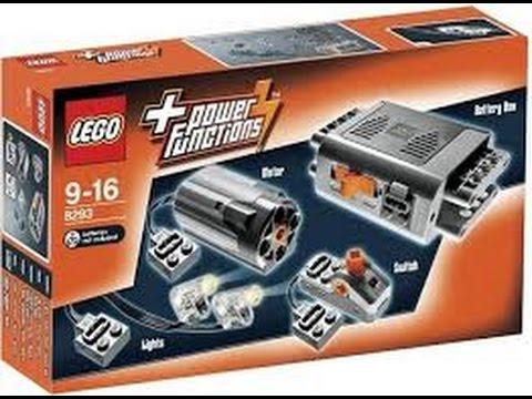 LEGO® Technic™ Power Functions Motor Set 8293