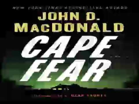 Cape Fear Audiobooks by John D. MacDonald