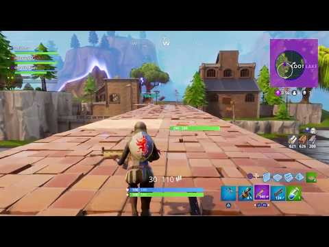 Building Is Key To Winning - Fortnite Battle Royale