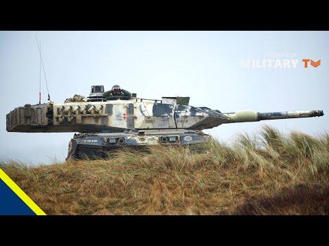 German Leopard 2 Tank Full Speed Maneuver | German Main Battle Tank 2019 | Top 10 Main Battle Tanks