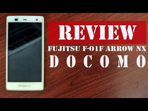 REVIEW Fujitsu Arrows NX F-01f : Spesial..!!!