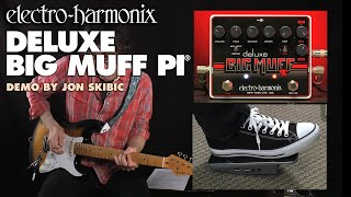 EHX DELUXE BIG MUFF PI DEMO