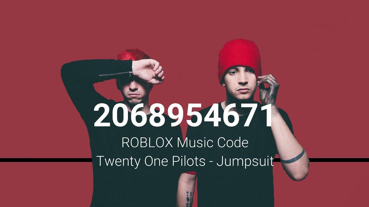 Twenty One Pilots Jumpsuit Roblox Music Code Youtube