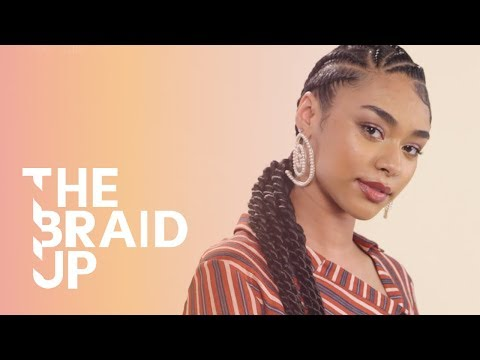 Senegalese Flat Twist - The Braid Up | Episode 19 | Cosmopolitan