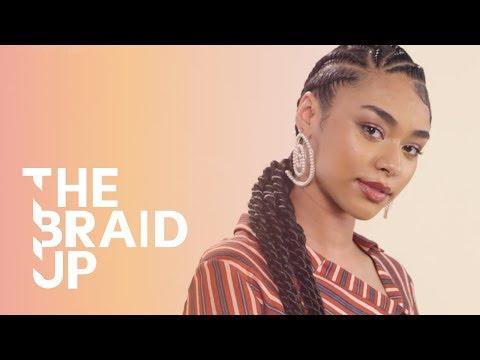 Senegalese Flat Twist - The Braid Up   Episode 19   Cosmopolitan
