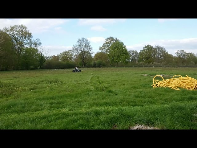 Our French Adventure - Lawnmower Woman