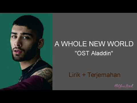 zayn-malik-&-zhavia-ward---a-whole-new-world-(lirik-video-dan-terjemahan-indonesia)