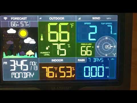 La Crosse Technology Professional Weather Station S84060