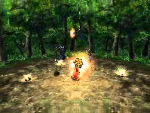 Final Fantasy VIII - Laguna Loire's Limit Break