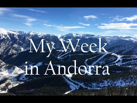 A Week in Andorra
