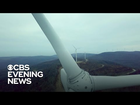 Green energy in West Virginia, the state of coal