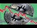 Bitcoin's price drops below $10K - YouTube