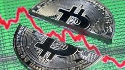 Bitcoin's price drops below $10K