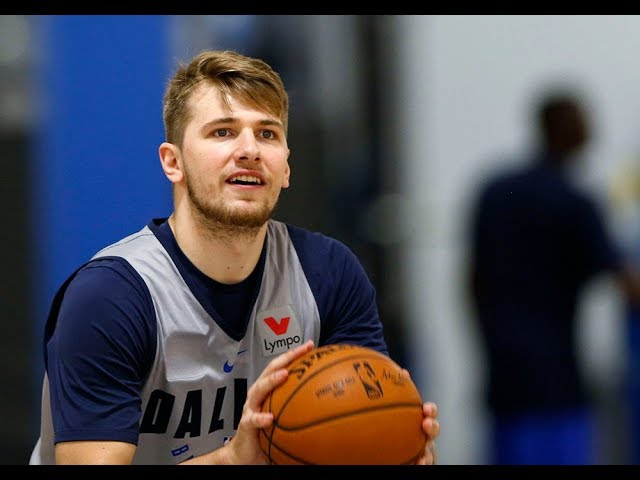 Luka Doncic in Dallas