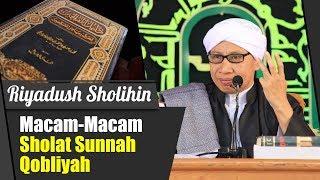 Download Bab : Macam-Macam Sholat Sunnah Qobliyah | Buya Yahya | Kitab Riyadush Sholihin | 4 November 2018 Mp3