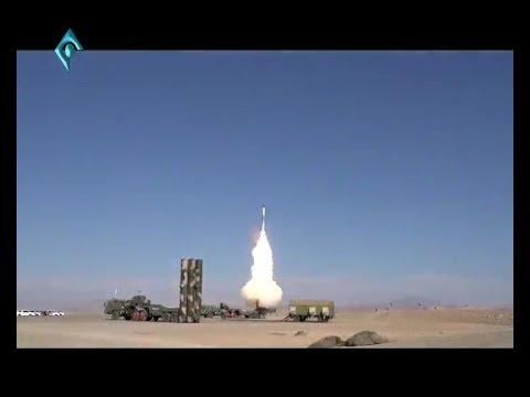 Iran Army & IRGC joint Air Defense drill dubbed Velayat, Khatam Anbia base رزمايش ولايت پدافند هوايي
