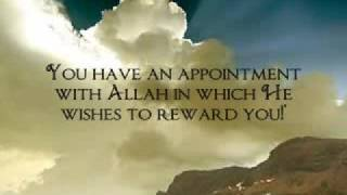 Ibn Al-Qayyim describes momentus meeting with Allah (EMOTIONNAL)