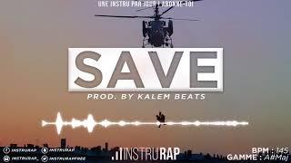 [FREE] Instru Rap Piano/Trap/Triste 2020 - SAVE - Prod. By KALEM BEATS x VALENTINO