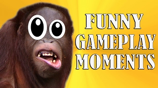 Funny Gameplay Clips - Part 1