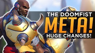 Overwatch: Doomfist Changes EVERYTHING! - Meta Discussion
