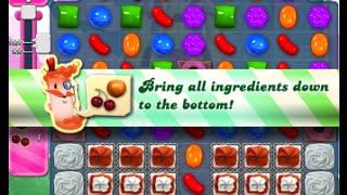 Candy Crush Saga Level 278 walkthrough (no boosters)